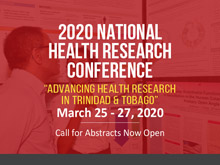 2020 National Health Research Conference | Caribbean Centre for
