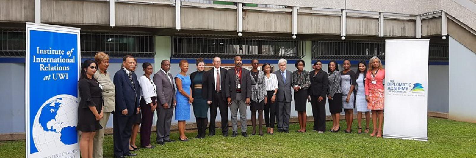 Cohort 1: Understanding International Sanctions: Implications for the Caribbean