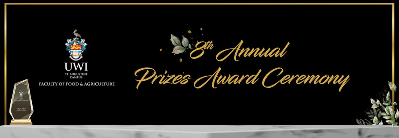 8th Annual Prizes Award Ceremony