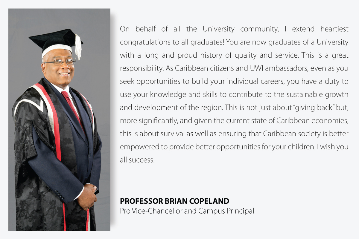 Messages To Graduands Graduation