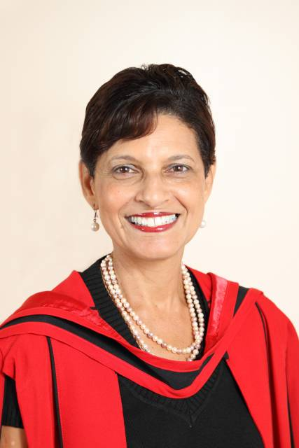 The UWI Open Campus Principal receives  Commonwealth of Learning Honorary Fellow Award