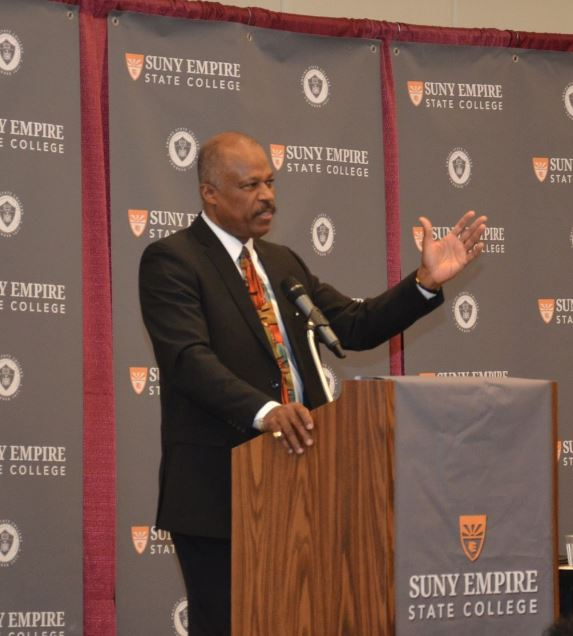 SUNY Launches Year of the Caribbean  With Lecture by Professor Sir Hilary Beckles