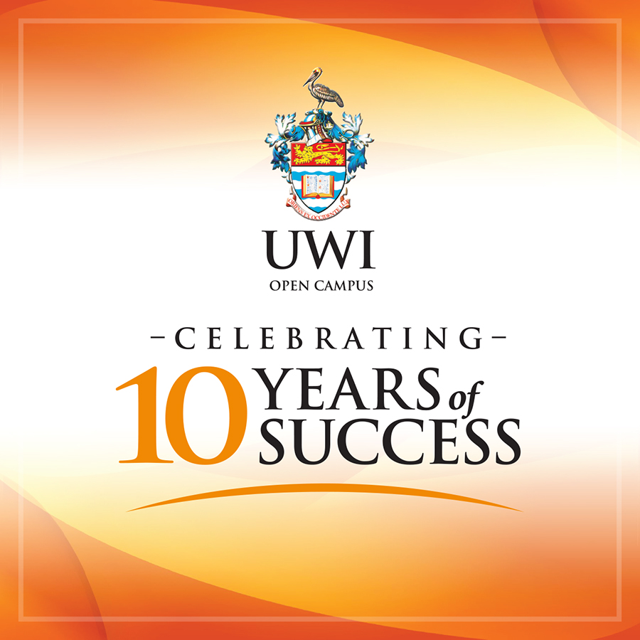 The UWI Open Campus marks a decade of success after launching at CARICOM Heads of Government Meeting
