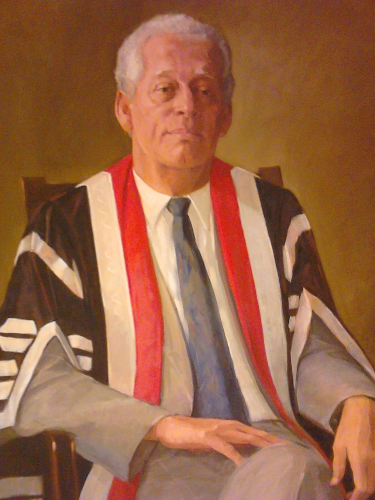 Statement from the Vice-Chancellor | Passing of Sir Alister McIntyre