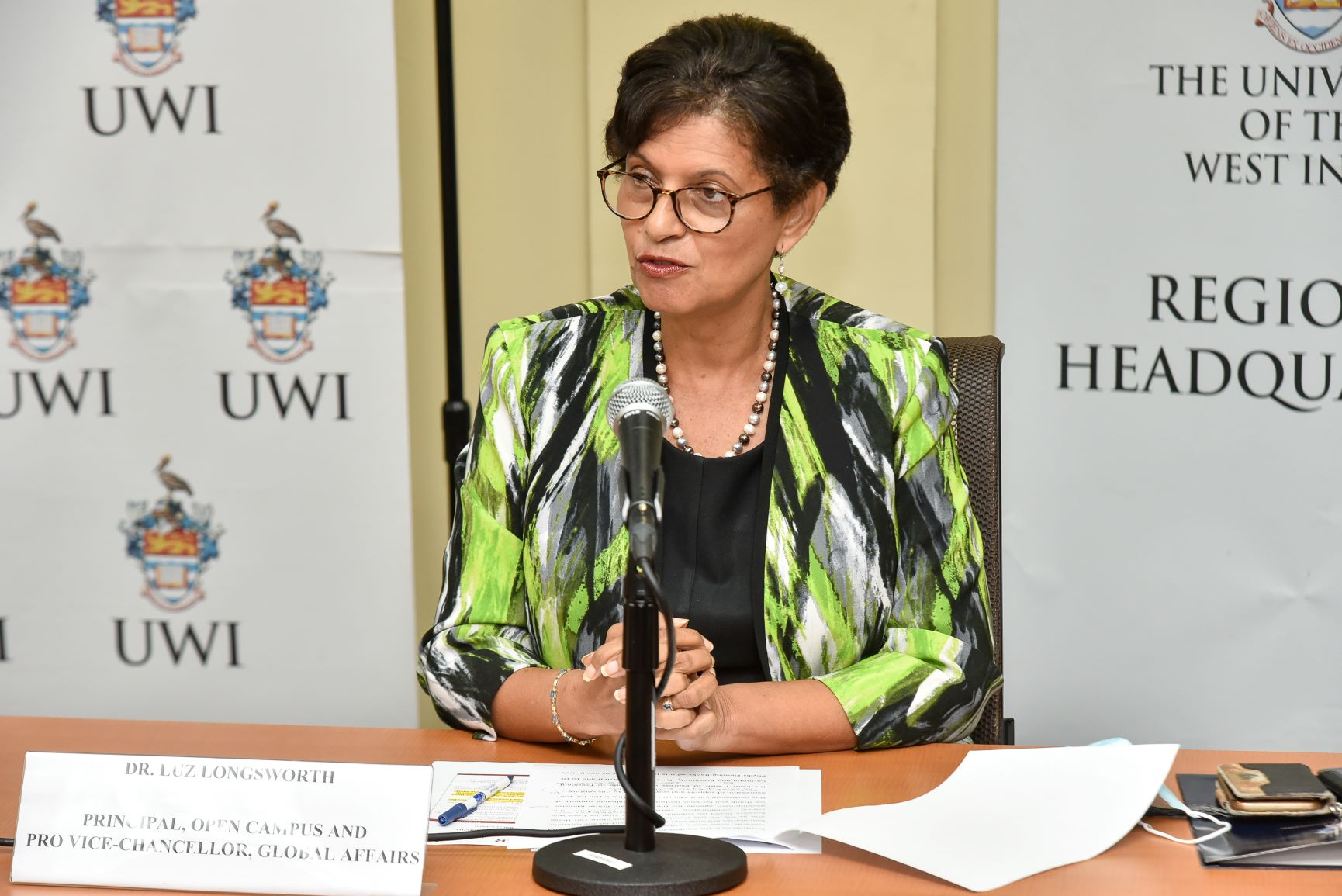 The UWI and University of St Martin sign MOU, marking historic solidarity in the Caribbean