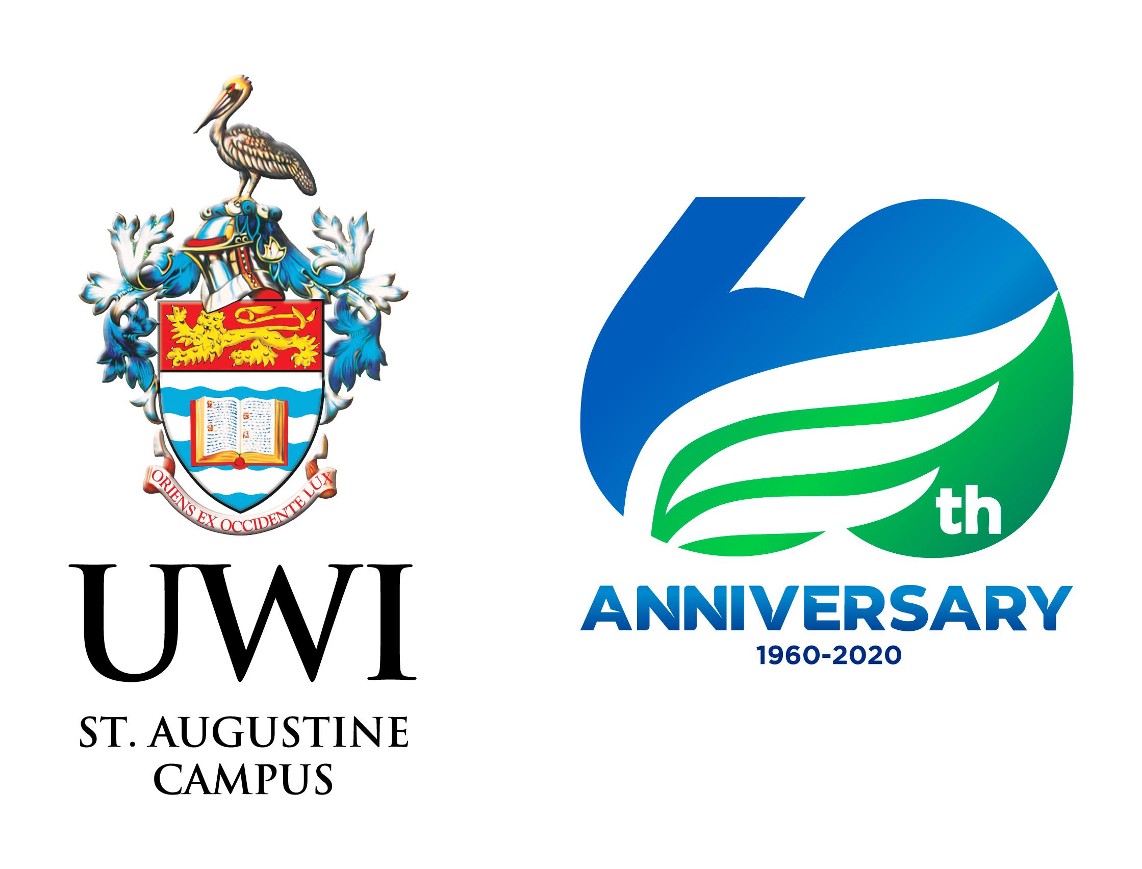 UWI at 60 Logo