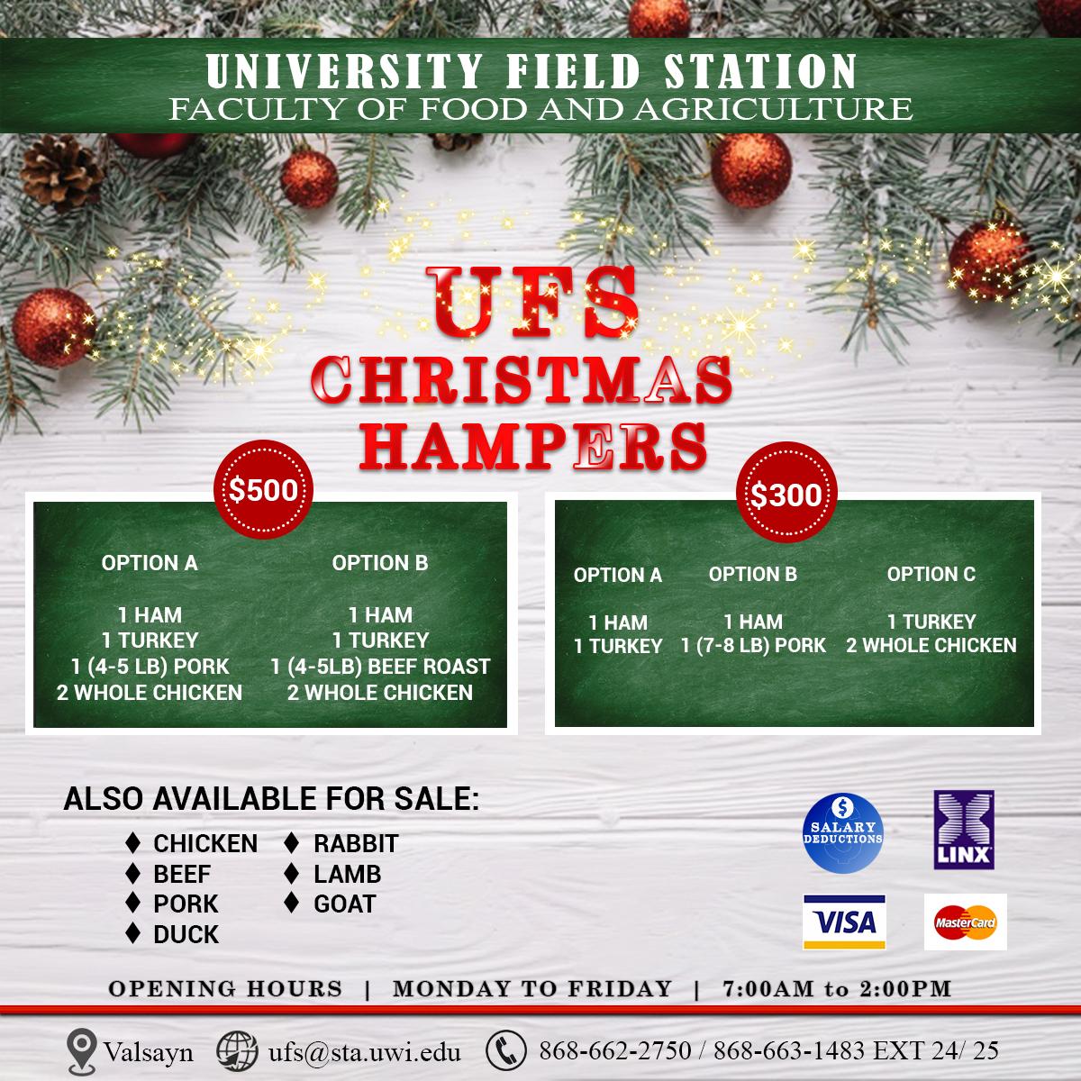 UFS Sale 2