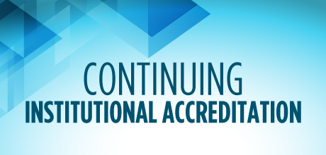 Accreditation artwork
