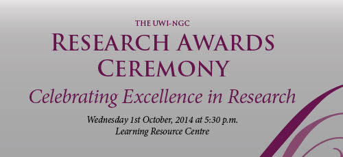 Research Awards Ceremony