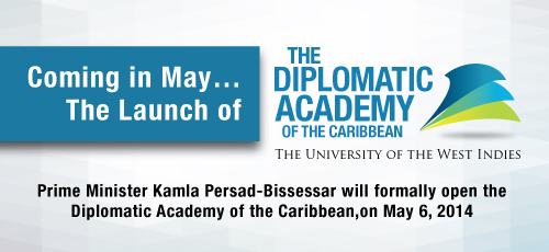 Launch of The Diplomatic Academy of the Caribbean