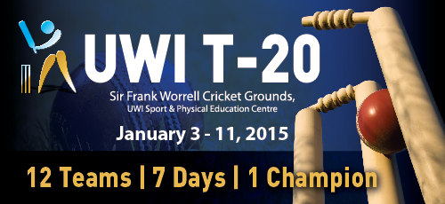 UWI T-20 Cricket 2015