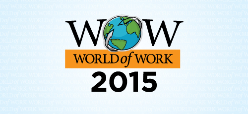 Final-year students, World of Work 2015 starts now!