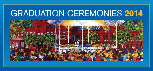 Congratulations to all graduands!