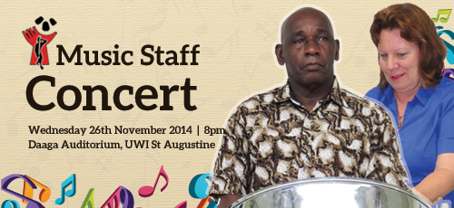 DCFA Annual Music Staff Concert