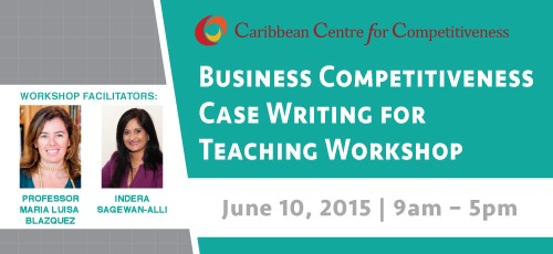 Business Competitiveness Case Writing Workshop