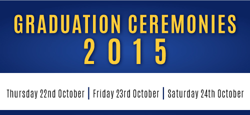 Have you registered for your Graduation ceremony?