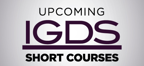 IGDS courses
