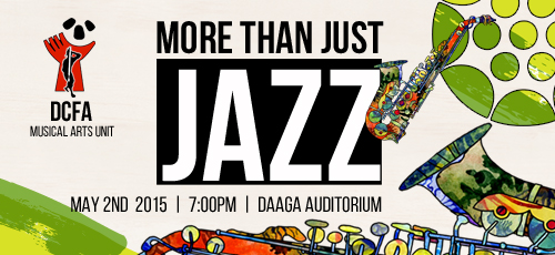 DCFA's 'More Than Just Jazz'