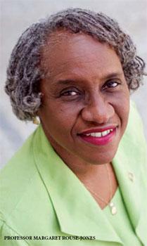 Professor Margaret Rouse-Jones