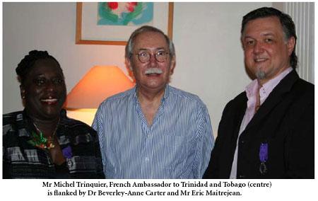 Carter, Trinquier, Maitrejean